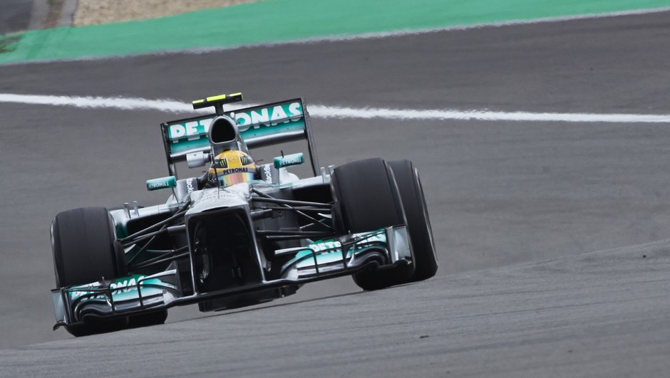 F1 - GP Allemagne : Hamilton, poleman surprise