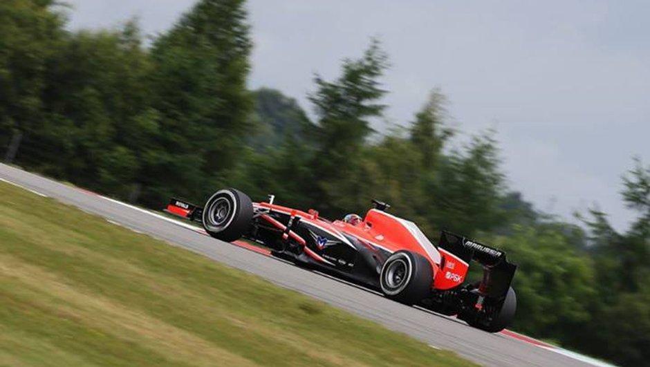 F1 : Marussia avec des moteurs Ferrari à partir de 2014