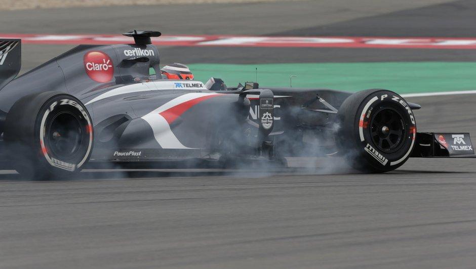 F1 : Sauber ne veut pas baisser les bras