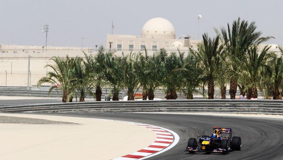 F1 : le Grand Prix de Bahrein aura lieu