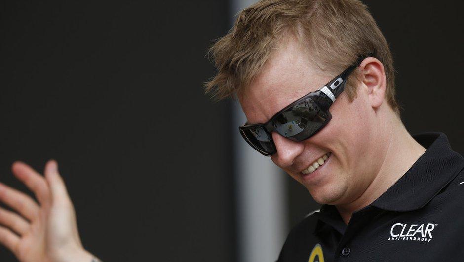 """F1 - GP d'Espagne: Raikkonen veut """"faire un gros résultat"""""""
