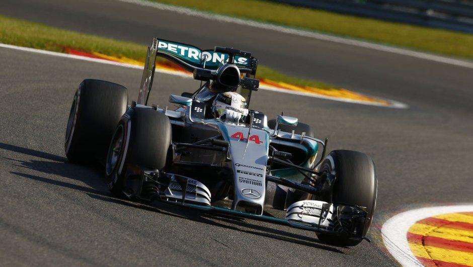 F1 – GP Belgique 2015 : Hamilton reprend la main aux essais libres 3