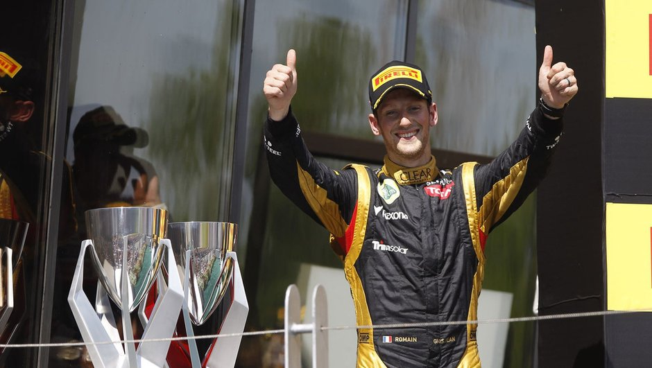 "F1 GP Canada - Grosjean : ""Quelle course incroyable !"""