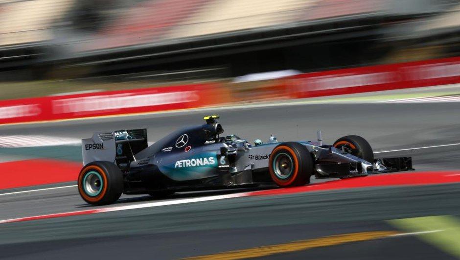 F1– GP Russie 2016 : Mercedes-AMG domine la première séance des essais libres