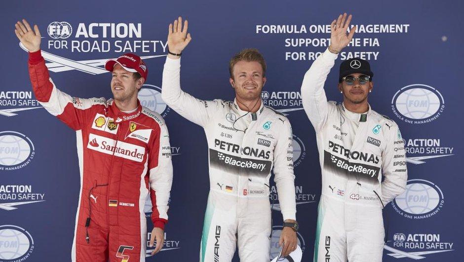 """F1 - GP d'Espagne 2015 : Rosberg """" un premier pas vers la victoire """""""
