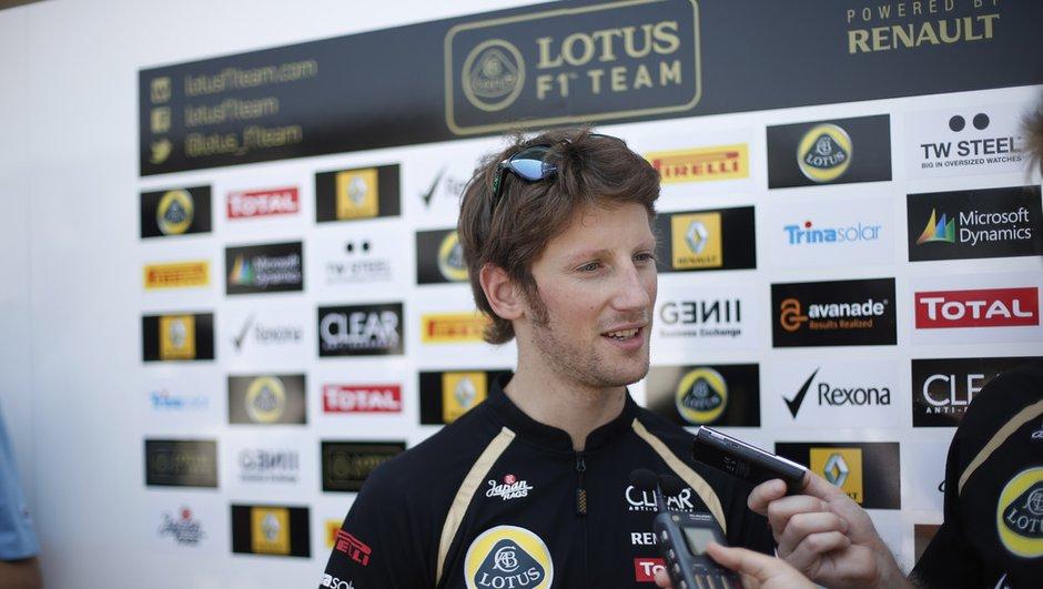 F1 - GP du Brésil : Grosjean, dernière chance pour briller ?