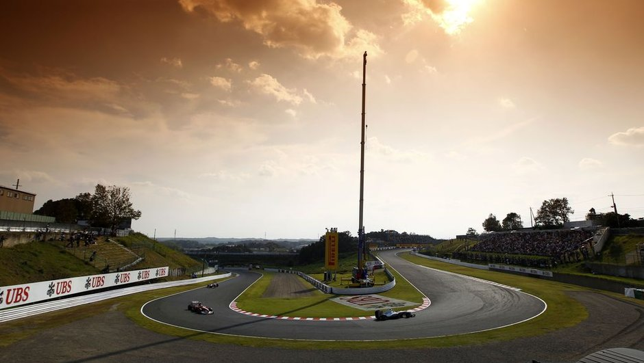 F1 GP du Japon : Suzuka, terre de champions