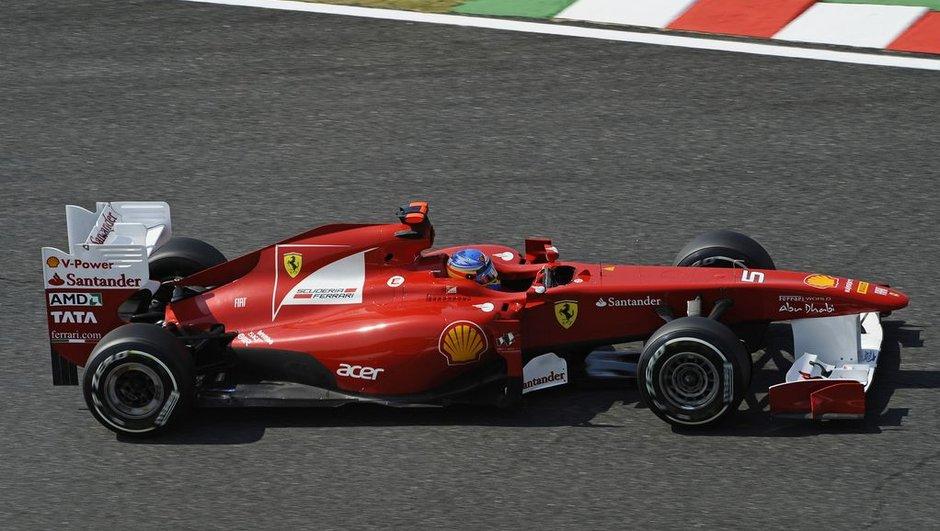 F1 Grand Prix de Corée : Ferrari patiente en attendant mieux