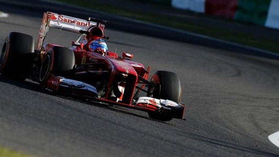 F1 - GP du Japon 2013 : Alonso retarde le sacre de Vettel mais sans espoir