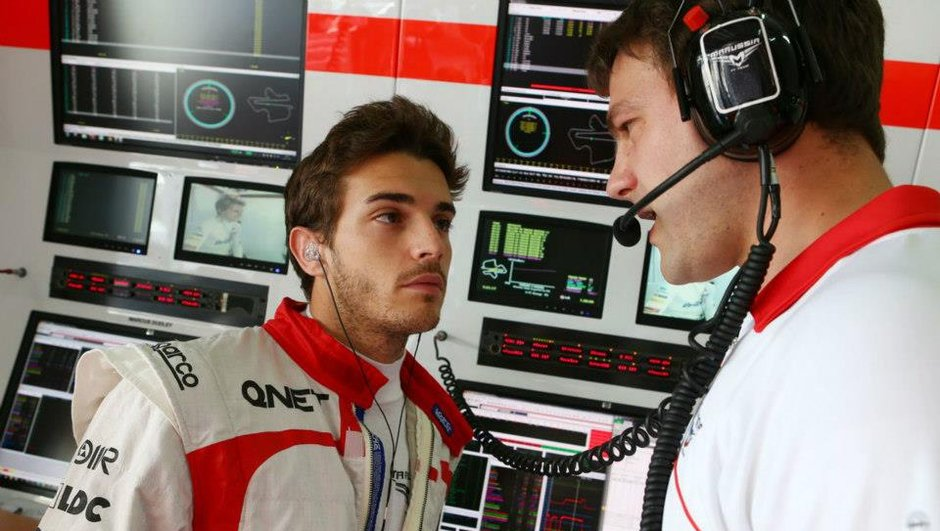F1 - Essais GP Malaisie : Bianchi impressionne chez Marussia