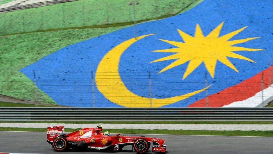 F1 2014 - GP de Malaisie : Chaleur extrême à Sepang