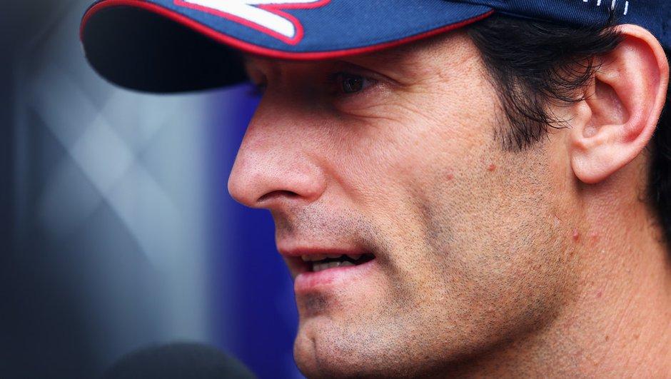"""F1 GP Malaisie - Webber : """"Seb a pris ses propres décisions"""""""