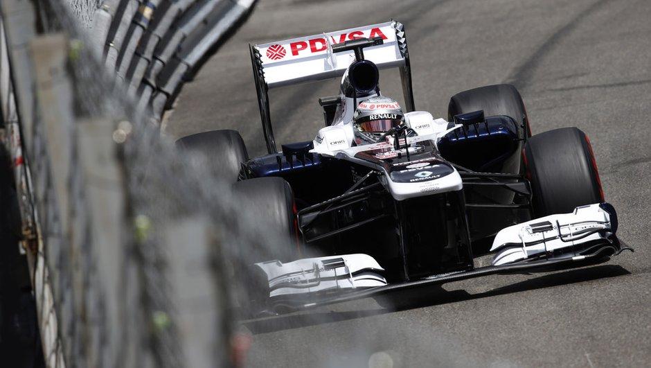 F1 : Williams avec des moteurs Mercedes en 2014 !