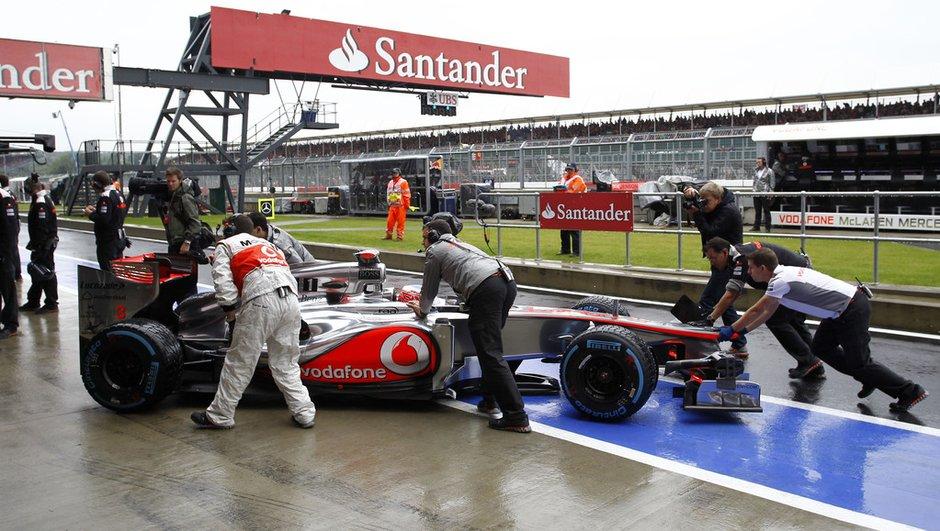 F1 - GP de Grande-Bretagne : Lewis Hamilton en force aux essais 2