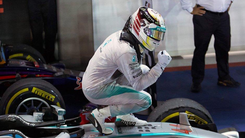 Sports mécaniques : Hamilton et Audi en pleine lumière, Rosberg broie du noir