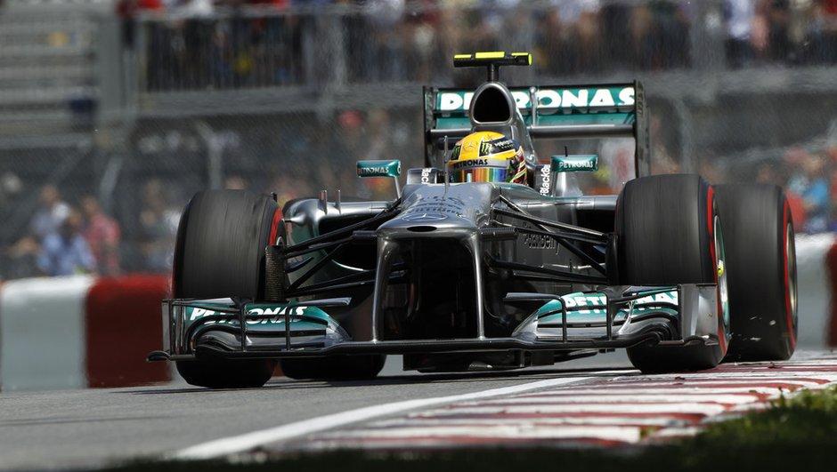F1 : Mercedes réprimandé et privé des essais jeunes pilotes