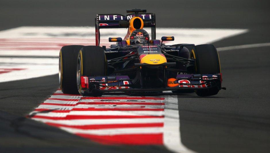 F1 - GP d'Inde 2013 : Qualifications sans entrave pour Vettel, Grosjean éliminé en Q1