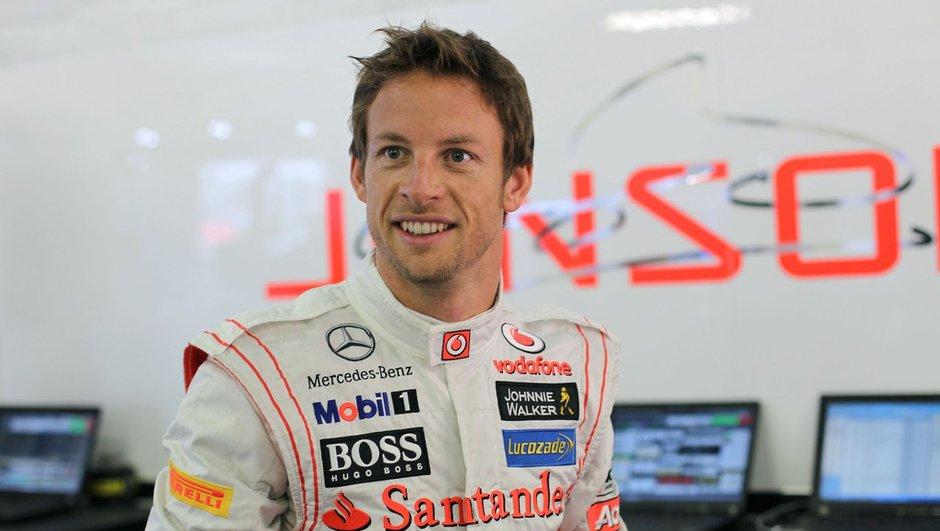F1 : Jenson Button, une saison 2012 mi-figue mi-raisin