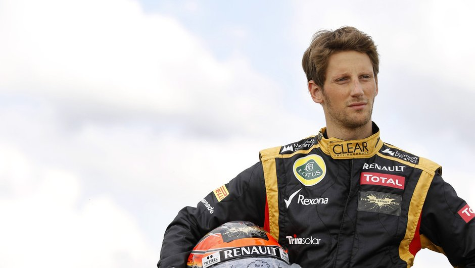 F1 - GP Abu Dhabi : Romain Grosjean signe le 10ème temps des qualifications