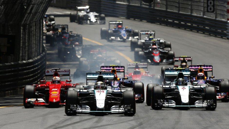 F1 : un calendrier 2016 plus dense !