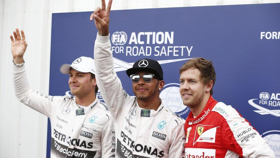 F1 : Lewis Hamilton critique l'ensemble des autres pilotes