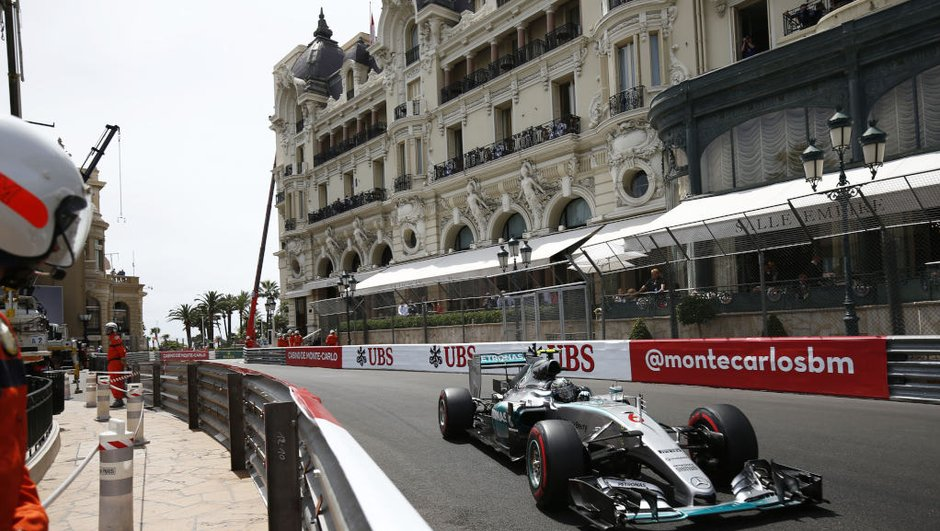 F1 - GP Monaco 2015 : Rosberg s'impose sur une erreur d'Hamilton