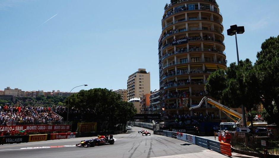 F1 : Sécurité renforcée pour le GP de Monaco