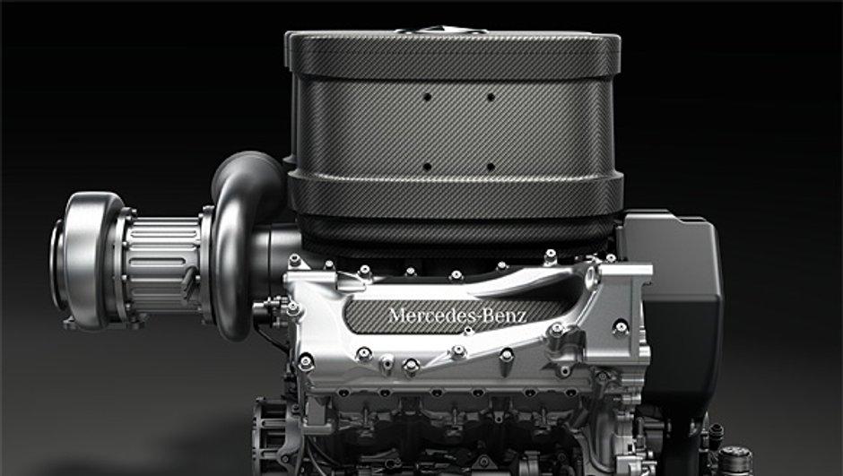La F1 veut des moteurs V6 de 1 000 chevaux en 2017