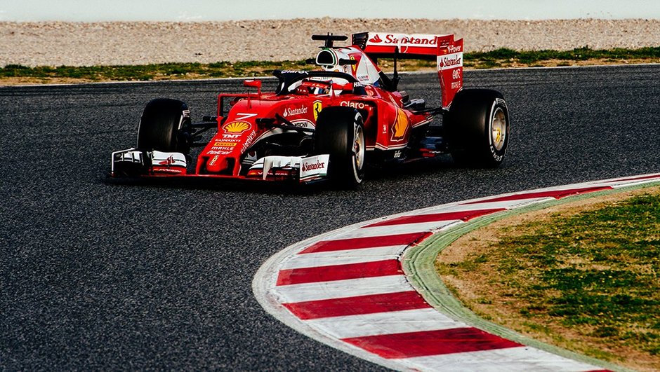 F1 – Grand Prix d'Autriche : Ferrari va tester un nouveau Halo !