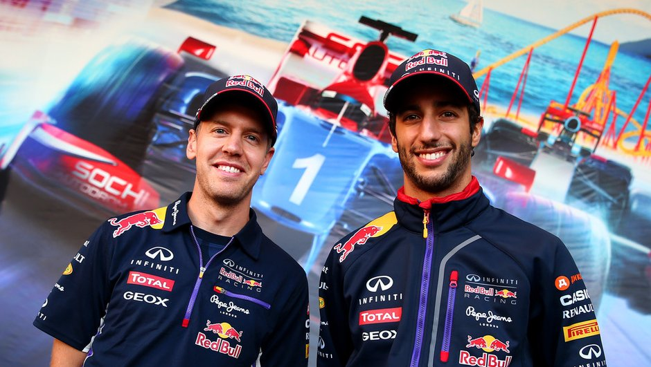 F1 : Focus sur la filière Red Bull Junior Team