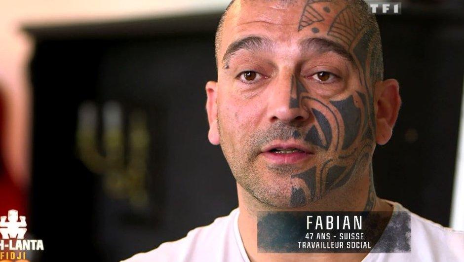 Découvrez Fabian, nouvel aventurier de l'émission (VIDEO)