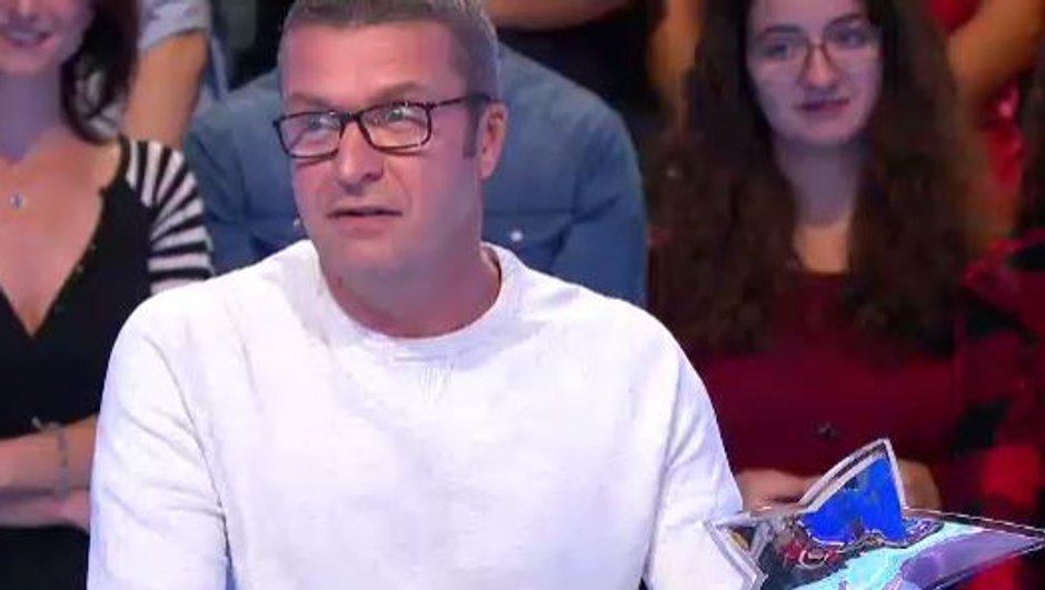 Séquence émotion - Fabrice est éliminé après 33 participations