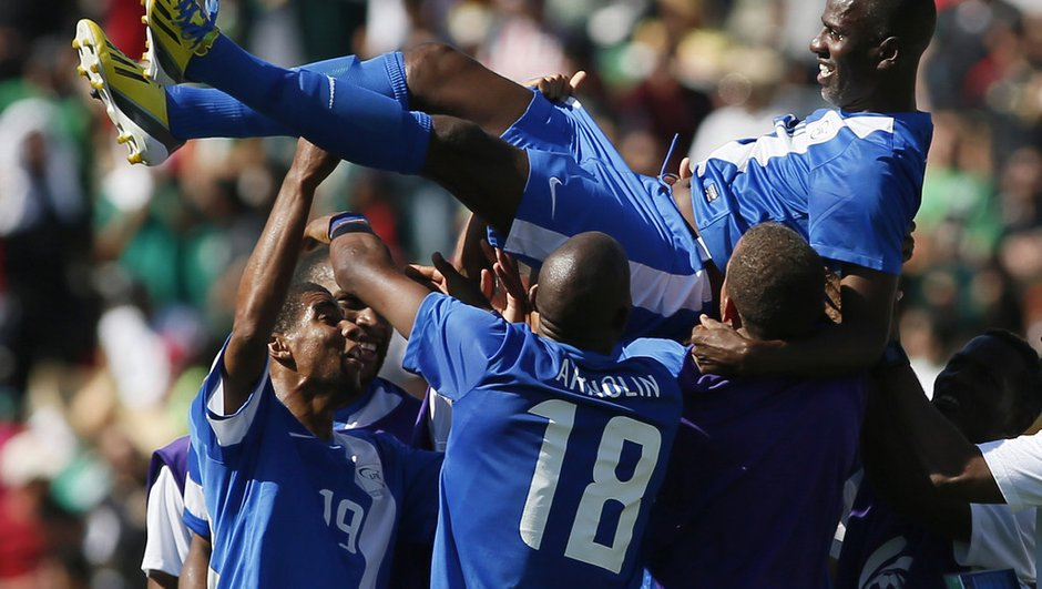 Gold Cup - Martinique : Grosse performance face au Canada