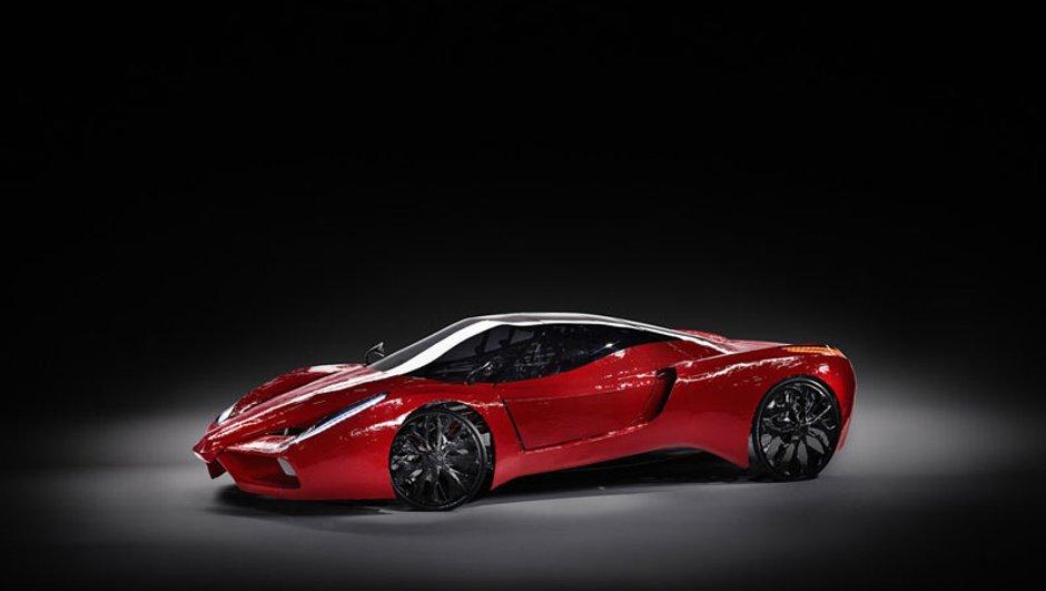 Insolite : la nouvelle Ferrari est un vélo !