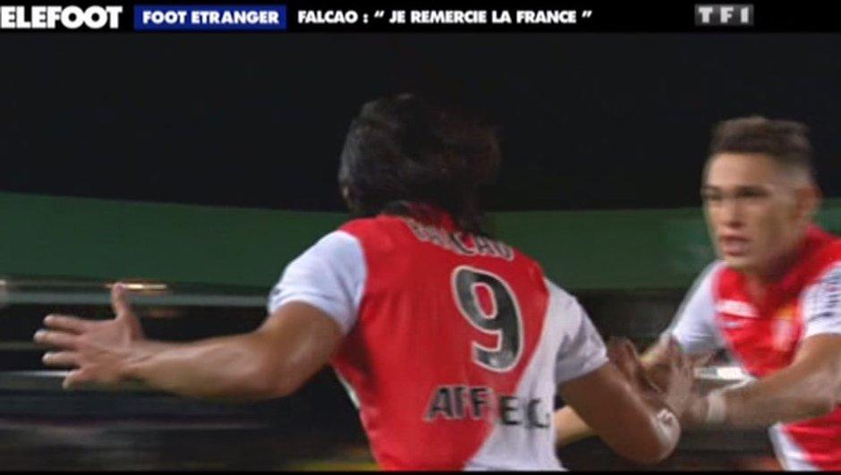 Ligue 1 : Monaco et Falcao vont bien, merci !