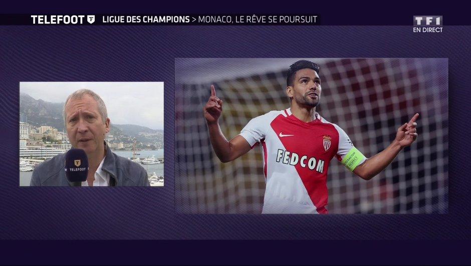 """[Exclu Téléfoot 23/04] - Vasilyev : """"Le souhait de Monaco est que Falcao reste la saison prochaine"""""""
