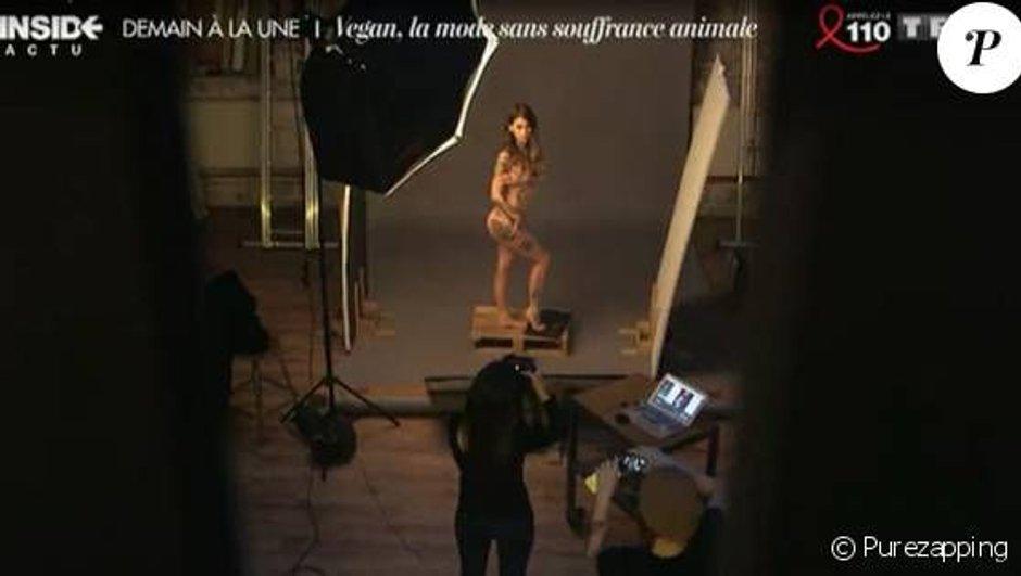Fanny (SS6) se la joue comme Pamela Anderson, Eva Mendes et Zahia !