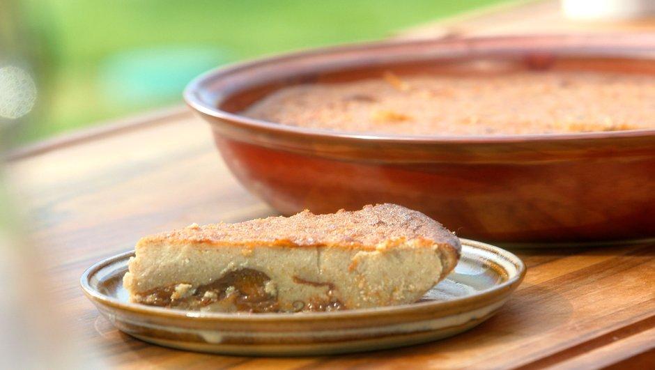 Far Breton aux pruneaux (à la farine de sarrasin)