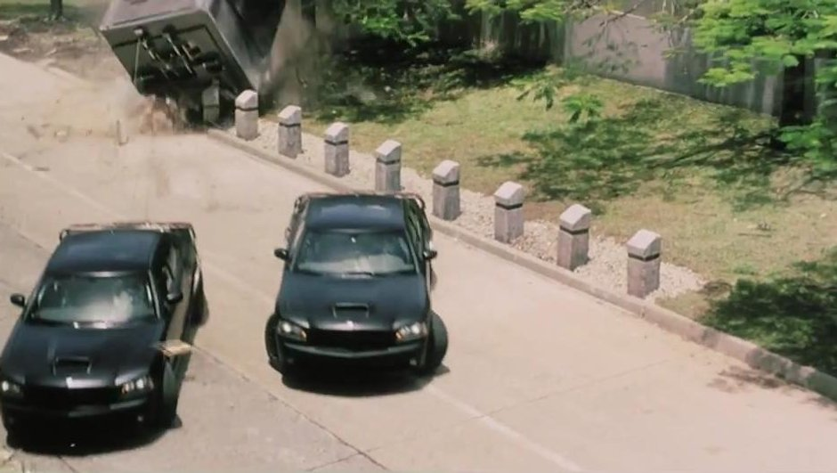 Fast and Furious 5 : la course poursuite dans les rues de Rio !