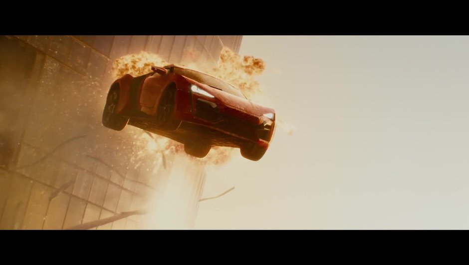 Fast And Furious 7 : place au spectacle !