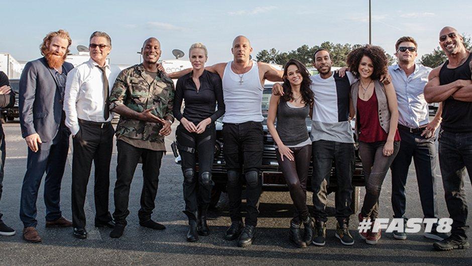 Le 8ème film Fast & Furious a un nom!