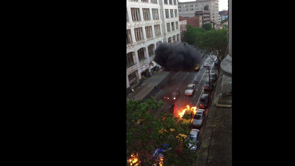 Insolite : Une cascade explosive sur le tournage de Fast & Furious 8 !