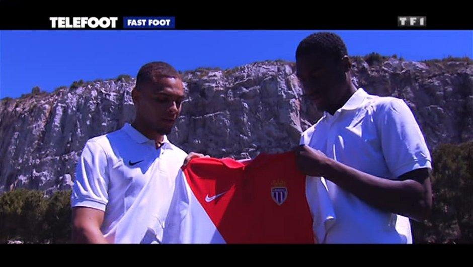 Exclu : Gagnez le nouveau maillot de l'AS Monaco saison 2014/2015