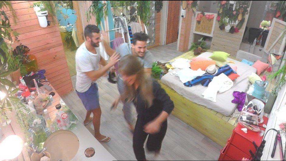 Rémi, Emilie et Loïc : Entre éclats de voix et fous rires