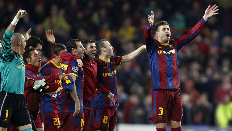 """Vidéo : Le FC Barcelone lance ses """" Barça Toons """" à l'assaut de Wembley"""