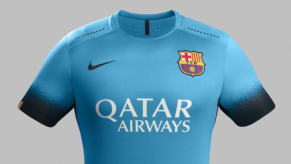 FC Barcelone : Le maillot des Catalans pour la Ligue des Champions