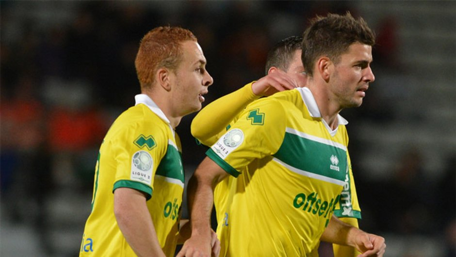Nantes-Lille : suivez le match en direct !