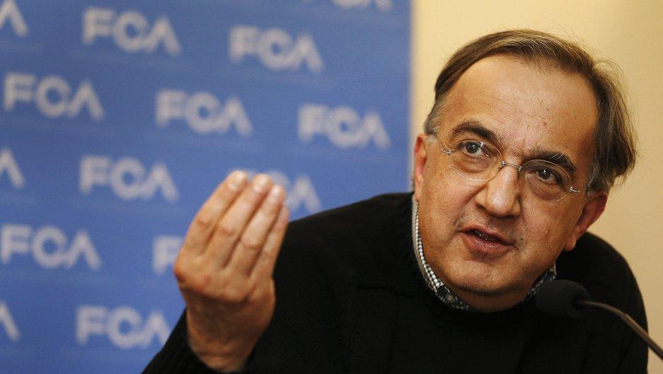 Fiat Chrysler demande une fusion avec GM par email