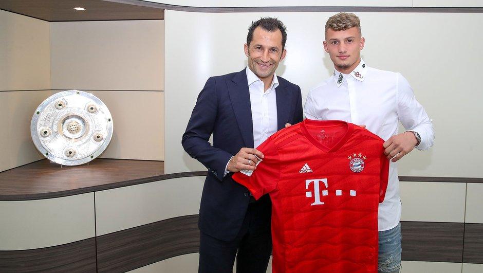Cuisance signe au Bayern Munich pour cinq ans