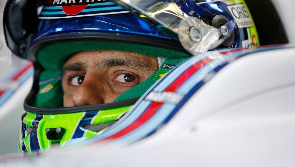 F1 : Felipe Massa annonce sa retraite pour la fin 2016